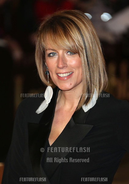 Fay Ripley arriving at the World Premiere of 'Les Miserables' held at the Odeon & Empire Leicester Square, London. 05/12/2012 Picture by: Henry Harris / Featureflash