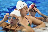 Carla Carrega  <br /> Italy's training <br /> Budapest 11/01/2020 Duna Arena <br /> Photo Andrea Staccioli / Insidefoto / Deepbluemedia