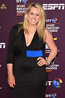Chemmy Alcott at the BT Sport Industry Awards 2017 at Battersea Evolution, London, UK. <br /> 27 April  2017<br /> Picture: Steve Vas/Featureflash/SilverHub 0208 004 5359 sales@silverhubmedia.com