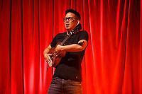 LONDON, ENGLAND - MAY 13: Jake Shimabukuro performing at Bush Hall on May 13, 2019 in London, England.<br /> CAP/MAR<br /> ©MAR/Capital Pictures
