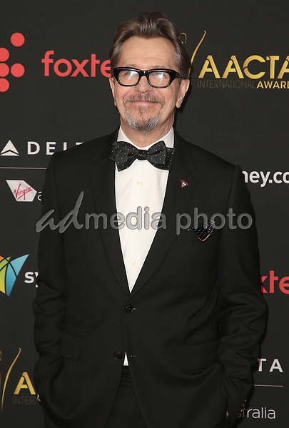 05 January 2018 - Hollywood, California - Gary Oldman. 7th AACTA International Awards held at Avalon Hollywood. Photo Credit: F. Sadou/AdMedia