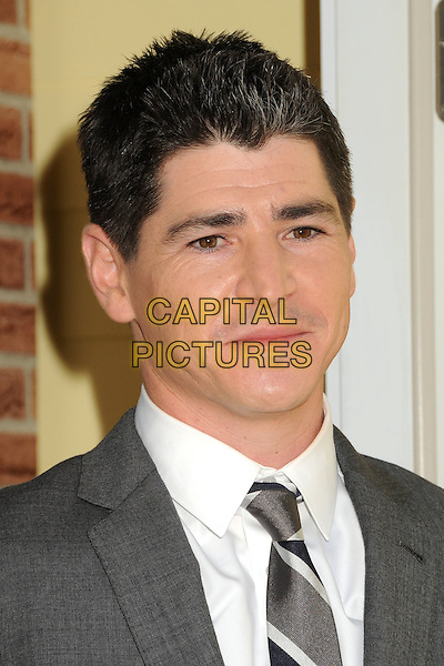 Michael Fishman.Comedy Central Roast of Roseanne Barr held at the Hollywood Palladium, - Hollywood, California, USA, .4th August 2012..portrait headshot  suit tie grey gray white shirt .CAP/ADM/BP.©Byron Purvis/AdMedia/Capital Pictures.