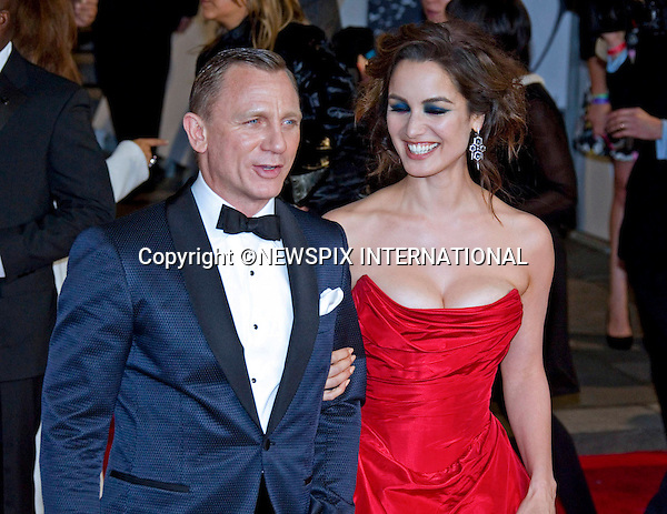 "BERENICE MARLOHE AND DANIEL CRAIG.attend the World Premiere of the twenty-third 007 adventure, ""Skyfall"", Royal Albert Hall, London_23/10/2012.Mandatory Credit Photo: ©Butler/NEWSPIX INTERNATIONAL..**ALL FEES PAYABLE TO: ""NEWSPIX INTERNATIONAL""**..IMMEDIATE CONFIRMATION OF USAGE REQUIRED:.Newspix International, 31 Chinnery Hill, Bishop's Stortford, ENGLAND CM23 3PS.Tel:+441279 324672  ; Fax: +441279656877.Mobile:  07775681153.e-mail: info@newspixinternational.co.uk"