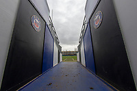A general view of The Recreationb Ground, home of Bath Rugby<br /> <br /> Photographer Bob Bradford/CameraSport<br /> <br /> European Rugby Heineken Champions Cup Pool 1 - Bath Rugby v Wasps - Saturday 12th January 2019 - The Recreation Ground - Bath<br /> <br /> World Copyright © 2019 CameraSport. All rights reserved. 43 Linden Ave. Countesthorpe. Leicester. England. LE8 5PG - Tel: +44 (0) 116 277 4147 - admin@camerasport.com - www.camerasport.com