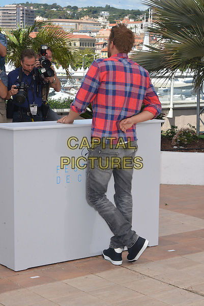 Matthias Schoenaerts attends the 'Maryland' / 'Disorder' photocall during the 68th annual Cannes Film Festival on May 16, 2015 in Cannes, France.<br /> CAP/PL<br /> &copy;Phil Loftus/Capital Pictures