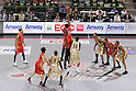 Tip-off, MAY 22nd, 2011 - Basketball : bj-league 2010-2011 Season Playoff Final4, Final Match between Hamamatsu Higashimikawa Phoenix 82-68 Ryukyu Golden Kings at Ariake Coliseum, Tokyo, Japan. (Photo by Yusuke Nakanishi/AFLO SPORT/bj-league) [1090]