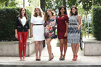 Kelly Brook launches her new range for Simple Be at the Savoy Hotel, London. 03/09/2014 Picture by: James Smith / Featureflash