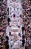 Pope Francis, during a consistory at Peter's basilica. Pope Francis has named 17 new cardinals, on November 19, 2016