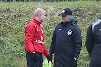 29.01.2014: Eintracht Frankfurt Training
