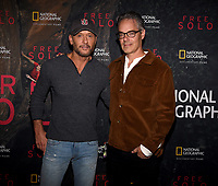 "WEST HOLLYWOOD - NOVEMBER 11: Tim McGraw and Marco Beltrami attend a screening of National Geographic's ""Free Solo"" at Pacific Design Center on November 11, 2018 in West Hollywood, California. (Photo by Frank Micelotta/National Geographic/PictureGroup)"