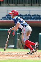 Washington Nationals outfielder Bryce Harper #34 during an Instructional League game against the Houston Astros at Osceola County Stadium on September 26, 2011 in Kissimmee, Florida.  (Mike Janes/Four Seam Images)
