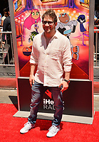 "Jared Faber at the premiere for ""Teen Titans Go! to the Movies"" at the TCL Chinese Theatre, Los Angeles, USA 22 July 2018<br /> Picture: Paul Smith/Featureflash/SilverHub 0208 004 5359 sales@silverhubmedia.com"