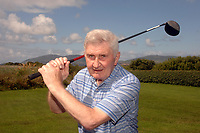 WATERVILLE - KERRY: Waterville legend Mick O'Dwyer is looking forward to playing a round of golf on Hogs Head.<br /> Photo Don MacMonagle<br /> <br /> STORY BY MAJELLA O'SULLIVAN