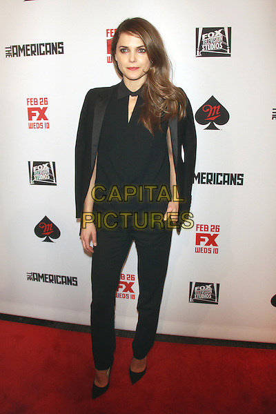 NEW YORK, NY - FEBRUARY 24: Keri Russell at  'The Americans' season 2 premiere at the Paris Theater on February 24, 2013 in New York City, NY., USA.<br /> CAP/MPI/RW<br /> &copy;RW/ MediaPunch/Capital Pictures