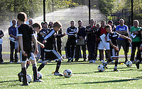 Pictured: Wednesday 14 May 2014<br />