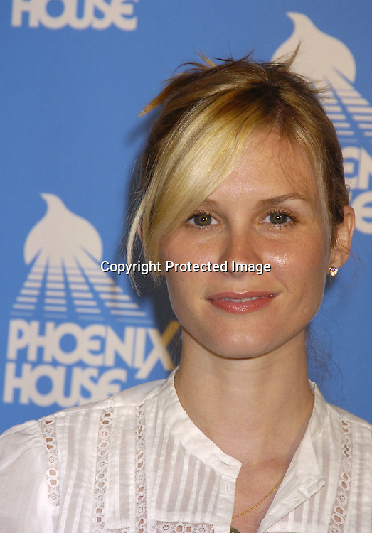 Bonnie Sommerville of new Fox show Kitcheon Confidential..at the Phoenix House Benefit honoring Jeff Zucker with the Phoenix Rising Award on June 8, 2005 at The Waldorf Astoria . ..Photo by Robin Platzer, Twin Images