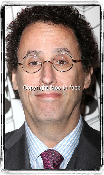 Tony Kushner..arrives at the 26th Annual Artios Awards at the American Airlines Theatre in New York City. 11/1/10..Credit: McBride/face to face