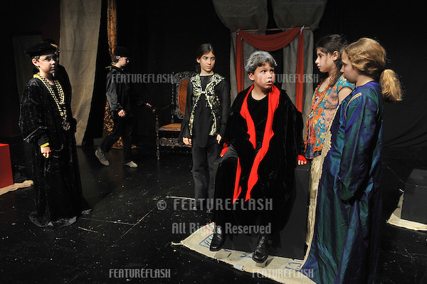Los Angeles Drama Club's performance of William Shakespeare's The Merchant of Venice at the Los Theatre, Los Angeles..March 29, 2011  Los Angeles, CA.Picture: Paul Smith / Featureflash