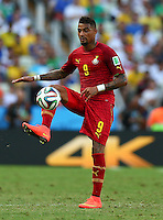 Kevin Prince Boateng of Ghana