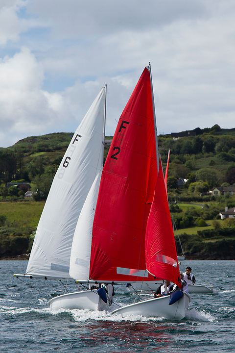ISAF Team Racing Worlds 2011, Schull, West Cork, Ireland,