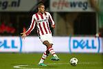 Nederland, Nijmegen, 15 december  2012.Eredivisie.Seizoen 2012/2013.N.E.C. - PSV.Mathias Jattah-Njie Jorgensen van PSV Zanka