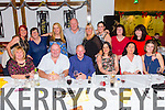 Enjoying the Shanakill Resource Centre Staff and Management Christmas Party at the Sunshine Palace Restaurant on Tuesday were Front l-r Bernie O'Carroll, Pat O'Carroll, Oliver Fahey, Jennifer O'Carroll, Mary Hanafin, Kelsey Barry.  Back l-r Tina Lonergan, Trish Cleary, Margaret Keane, Mick Green, Regina O'Connor, Geraldine Moriarty, Geraldine Hennessy,  Kathy O'Donoghue