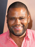"HOLLYWOOD, LOS ANGELES, CA, USA - MAY 08: Anthony Anderson at the Los Angeles Premiere Of Warner Bros. Pictures And Legendary Pictures' ""Godzilla"" held at Dolby Theatre on May 8, 2014 in Hollywood, Los Angeles, California, United States. (Photo by Xavier Collin/Celebrity Monitor)"
