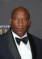 LOS ANGELES, CA - SEPTEMBER 09: John Singleton, at the 2017 Creative Arts Emmy Awards at Microsoft Theater on September 9, 2017 in Los Angeles, California. <br /> CAP/MPIFS<br /> &copy;MPIFS/Capital Pictures