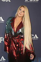 WEST HOLLYWOOD, CA - AUGUST 2: Meghan Trainor at the FOX Summer TCA All-Star Party in West Hollywood, California on August 2, 2018. <br /> CAP/MPIFS<br /> &copy;MPIFS/Capital Pictures