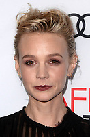 HOLLYWOOD, CA - NOVEMBER 09: Carey Mulligan at AFI Fest 2017 Opening Night Gala Screening Of Netflix's Mudbound at TCL Chinese Theatre on November 9, 2017 in Hollywood, California. <br /> CAP/MPI/DE<br /> &copy;DE/MPI/Capital Pictures