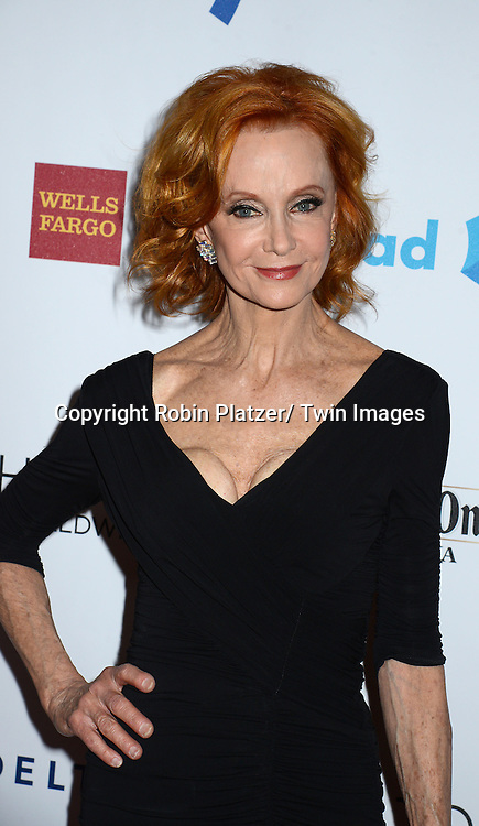 Swoosie Kurtz attends the 25th Annual GLAAD Media Awards at the Waldorf Astoria Hotel in New York City, NY on May 3, 2014.