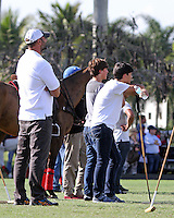 WELLINGTON, FL - FEBRUARY 05:  Scenes from the Ylvisaker Cup, during the early rounds, at the International Polo Club Palm Beach on February 05, 2017 in Wellington, Florida. (Photo by Liz Lamont/Eclipse Sportswire/Getty Images)