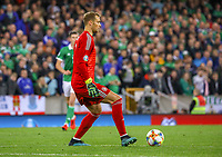 Torwart Manuel Neuer (Deutschland Germany) - 09.09.2019: Nordirland vs. Deutschland, Windsor Park Belfast, EM-Qualifikation DISCLAIMER: DFB regulations prohibit any use of photographs as image sequences and/or quasi-video.