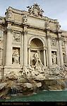 Trevi Fountain Nicola Salvi Rome