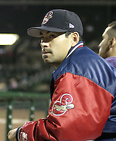 August 19, 2004:  /p/ Michael Nakamura of the Syracuse Sky Chiefs, Class-AAA International League affiliate of the Toronto Blue Jays, during a game at Frontier Field in Rochester, NY.  Photo by:  Mike Janes/Four Seam Images