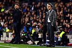 UEFA Champions League 2018/2019 - Matchday 6.<br /> FC Barcelona vs Tottenham Hotspur FC: 1-1.<br /> Ernesto Valverde.