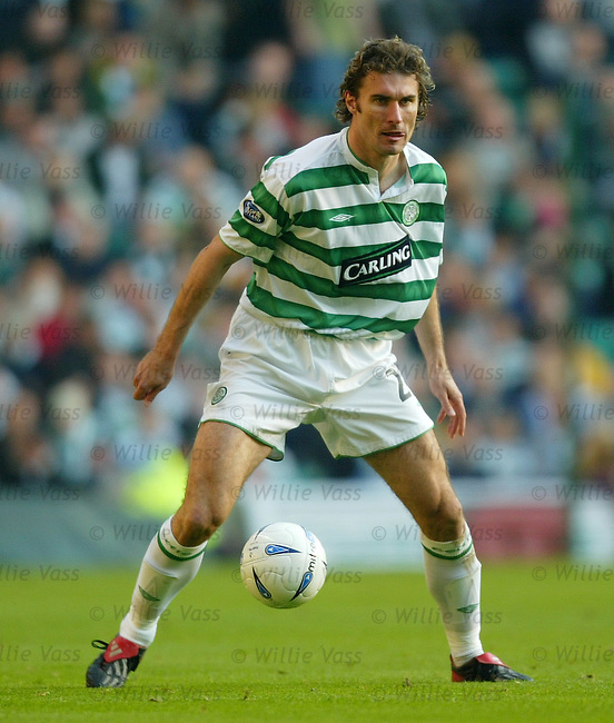 Stanislav Varga, Celtic.Stock season 2003-2004.pic willie vass