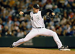 14 September  2007:  Colorado Rockies pitcher, Matt Herges during the Florida Marlins 7-6 victory over the Rockies at Coors Field, Denver, Colorado