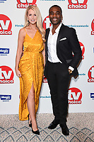 Ore Odubu<br /> at the TV Choice Awards 2018, Dorchester Hotel, London<br /> <br /> ©Ash Knotek  D3428  10/09/2018