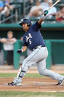 Jose Lopez - New Orleans Zephyrs - 2011 Pacific Coast League.Photo by Bill Mitchell