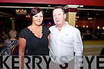Breda Healy and Tony Malone from Cork enjoyed Dickie Rock concert in the INEC Killarney last Saturday night.