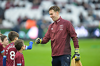 Adrian of West Ham United during West Ham United vs Arsenal, Premier League Football at The London Stadium on 12th January 2019