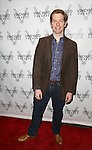 Rory O'Malley attends the Off-Broadway opening Night Performance of 'Billy & Ray' at the Vineyard Theatre on October 20, 2014 in New York City.