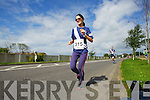 Michelle Counihan pictured at the Rose of Tralee International 10k Race in Tralee on Sunday.