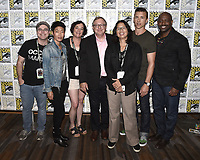 """7/19/18 - San Diego: National Geographic's """"When Earthlings Become Martians: 'Mars' Season 2"""