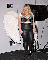 Rebel Wilson at the 2015 MTV Movie Awards at the Nokia Theatre LA Live.<br /> April 12, 2015  Los Angeles, CA<br /> Picture: Paul Smith / Featureflash