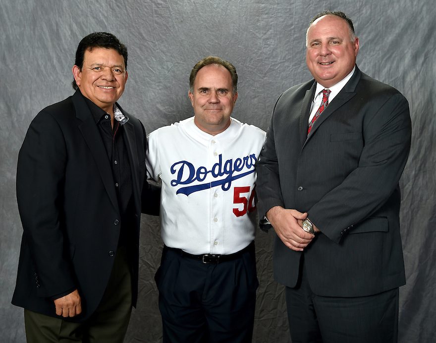 Art of the Game with Fernando Valenzuela and Mike Scioscia Thursday, January 21, 2016 at Hotel Garland in Studio City, California. Photo by © Jon SooHoo/ 2016