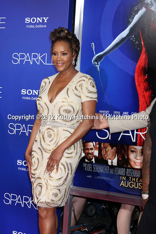 "Los Angeles - AUG 16:  Vivica A Fox arrives at the ""Sparkle""  Premiere at Graumans Chinese Theater on August 16, 2012 in Los Angeles, CA"