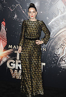 www.acepixs.com<br /> <br /> February 15 2017, LA<br /> <br /> Ana de la Reguera arriving at the premiere of 'The Great Wall' at the TCL Chinese Theatre on February 15, 2017 in Hollywood, California. <br /> <br /> By Line: Peter West/ACE Pictures<br /> <br /> <br /> ACE Pictures Inc<br /> Tel: 6467670430<br /> Email: info@acepixs.com<br /> www.acepixs.com