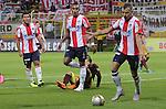 Deportes Tolima ratificó su clasificación tras vencer 2-0 a Junior en el Metropolitano de Techo, por la fecha 18 de la Liga Águila 2015 - II.